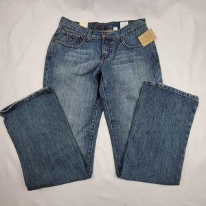 Cruel Girl Brittany slim bootcut jeans